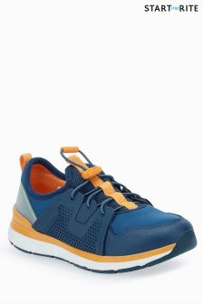 Start-Rite Blue Chase Primary Shoe