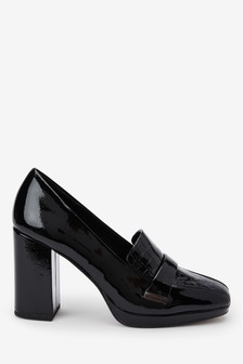 Platform Loafers