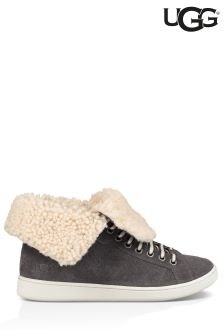 UGG® Starlyn Charcoal Hi Top Trainer