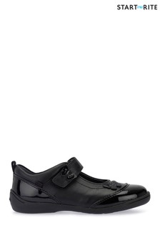 Start-Rite Black Swing Shoe