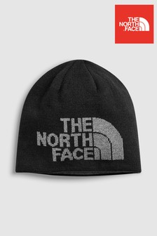 The North Face® Black/Grey Highline Beanie