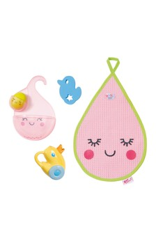BABY born® Bathing Accessory Set