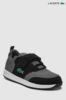 Lacoste® Sport Black/Grey Light Velcro