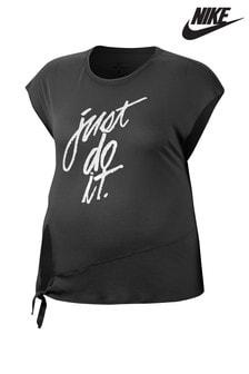 Nike Curve JDI. Side Tie T-Shirt