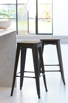 Set of 2 Jaxon Bar Stools