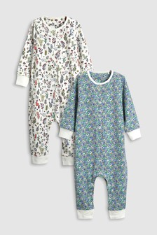 Character Sleepsuit Two Pack (9mths-8yrs)