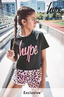Hype. Leopard Short