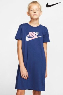 Nike Navy T-Shirt Dress
