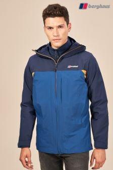 Jachetă Berghaus Chombu bleumarin/gri
