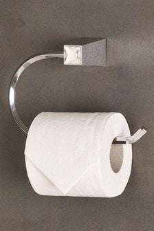 Soporte para papel higiénico con pedrería