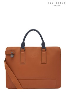 Ted Baker Potts Leather Holder