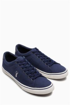Stag Canvas Lace-Up