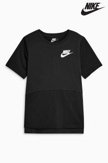 Nike Black Mesh Tee