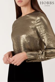 Hobbs Gold Bella Top