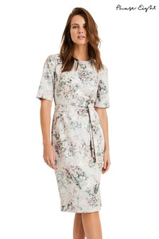 Phase Eight Multi Chantel Printed Dress