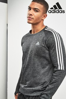 adidas Own The Run Charcoal Crew