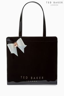 Ted Baker Black Large Bon Icon Bag