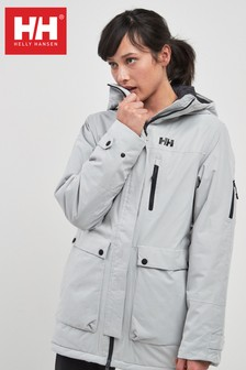Helly Hansen Grey Marie Ski Jacket