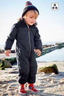 Quilted Snowsuit (3mths-6yrs)