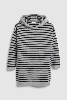 Stripe Jumper Dress (3-16yrs)
