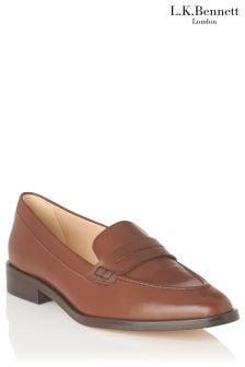 L.K.Bennett Iona Flat Shoe