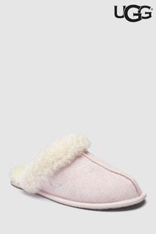 UGG® Seashell Pink Scuffette Slipper