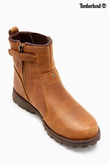Timberland® Brown Smooth Asphalt Trail Chelsea Boot