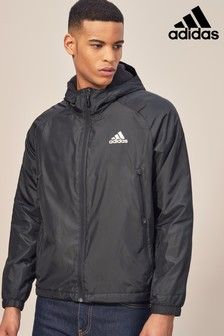 adidas Navy Lined Jacket
