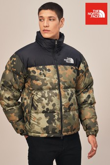 The North Face® Taupe Green 1996 Nuptse Jacket