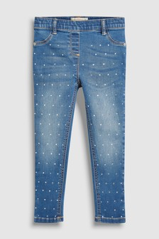 Stud Jeggings (3-16yrs)