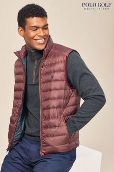 Polo Golf by Ralph Laurent Classic Wine Down Gilet