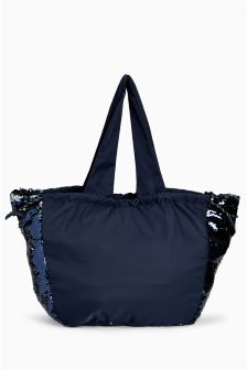 Sequin Duffle Bag