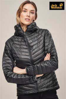 Jack Wolfskin Black Atmosphere Jacket
