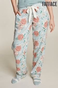 FatFace Green Spring Bloom Classic Lounge Pants