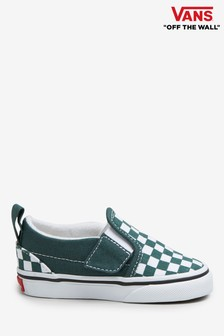 Vans Check Slip-On Youth Trainers