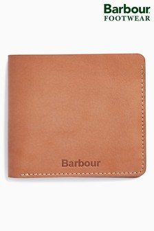Barbour® Tan Artisan Wallet