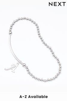 Beaded Initial Bracelet