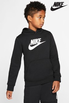 Nike Black Club Overhead Hoody