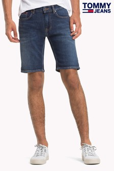 Tommy Jeans Blue Scanton Slim Paseo Short