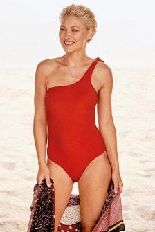Emma Willis Tie Shoulder Swimsuit