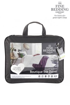 Fine Bedding Company Boutique Silk Luxury 4.5 Tog Duvet