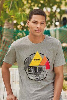 Mountain Graphic T-Shirt