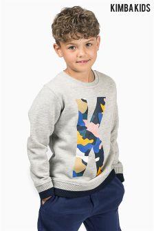Kimba Kids by Kimberley Walsh K Logo Sweatshirt