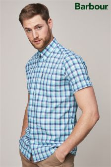 Barbour Aqua Barge Short Sleeve Shirt