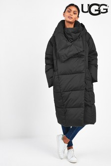 UGG® Black Catherina Padded Jacket