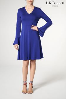 L.K.Bennett Amano Jersey Dress