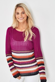 0f618408ccfa57 Jumpers For Women | Knitted & Oversized Jumpers For Winters | Next