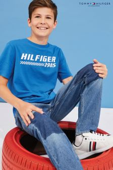 Tommy Hilfiger Boys' Graphic T-Shirt