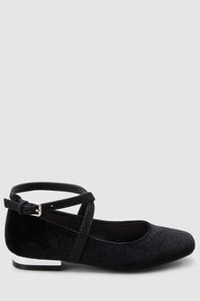 Chaussures à talons bout carré (Garçon)