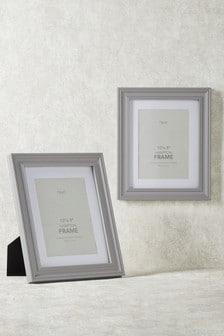 """Набор из 2 рамок для фотографий 10 x 8"""" Hampton (25 x 20 см.) Фоторамки"""